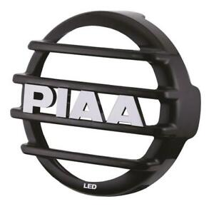 Off road Light Lp570 7in Black Mesh Grill Guard With Piaa Logo