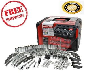 Craftsman 450 Piece Mechanic S Tool Set