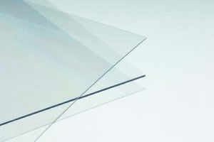 Petg Clear Plastic Sheet 1 16 0 060 X 24 X 48 Thermoforming