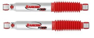 Rancho Rs9000xl Shocks Rear Pair For 05 13 Nissan Frontier Stock Height