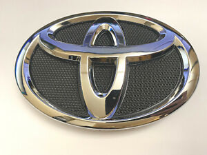 Fits Toyota 07 09 Camry Front Emblem Grille grill Chrome Badge Bumper Sign Logo