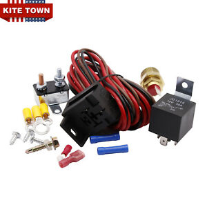 New Electric Fuel Pump Harness And Relay Wiring Kit Oem 40205g Multi Purpose