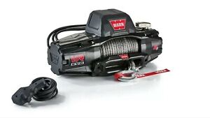 Warn 103251 Vr Evo 8 s 8 000 Lb Winch Synthetic Rope Make Offer Free Shipping