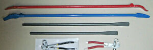 Tire Irons Tire Repair Tools Truck Tire Tools 6 pieces New Item Drop Forged 41