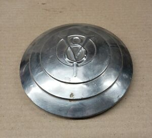 Vintage 1930s Ford V8 Hubcap Hub Cap Car Truck Wheel Cover
