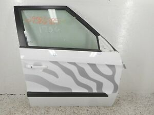 10 13 Kia Soul Front Passenger Right Door Assembly Electric Oem Raised Handle