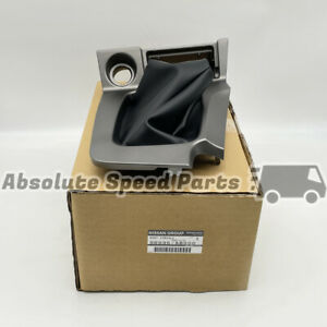 New Nissan Oem Leather Shift Boot Console For R34 Skyline 25gtt Gt T 96935 Ab000