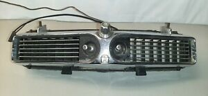 1961 Ford Galaxie Original Under Dash A c Control Housing Used