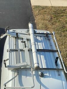 Adrian Steel 63 tc double Grip lock Ladder Rack barrel For Ford T Connect Used