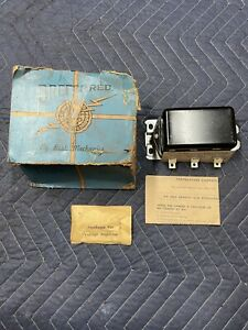 Ford Flathead V8 Nors New Voltage Regulator 12v 1949 1950 1951 1952 1953