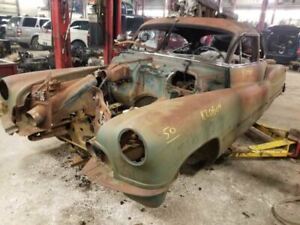 1950 Buick Left Front Fender Green 734937