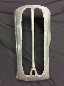49 50 51 52 53 Ford Anglia Popular 2 Hole Grille Shell Hot Rod Gasser