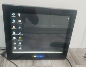 Ecr Software Ecrs Freedom Panel Touchscreen Point Of Sale Windows 7 Grocery Pos