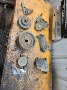 1970 Thunderbird Engine Pulleys With Brackets 8 429 741854