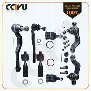 8 Suspension Steering Parts Ball Joints Tie Rod Ends For 1995 04 Toyota Tacoma