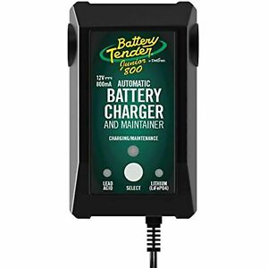 Battery Tender Jr Selectable 12v Charger And Maintainer