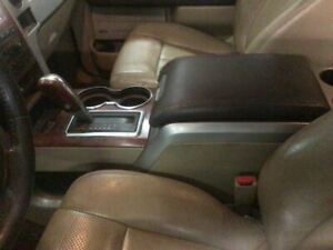 09 10 Ford F150 Console Front Floor Full Console With Lid Floor Shift Lariat