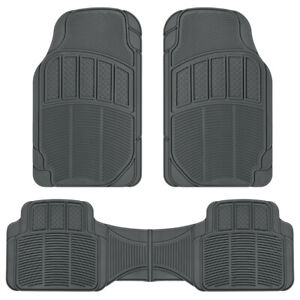 All Weather Automotive Rubber Or Carpet Car Floor Mats Heavy Duty Choose Style