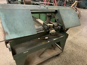 U s Tool Co Horizontal Band Saw