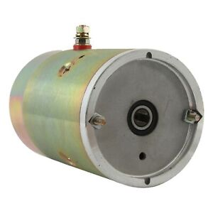 New Snow Plow Lift Motor For Meyer Diamond 2869ab 2529ac