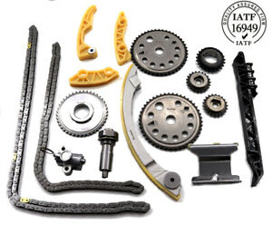 Car Engine Timing Chain Kit For 00 11 Gm 2 0l 2 2l 2 4l Ecotec 16 pack