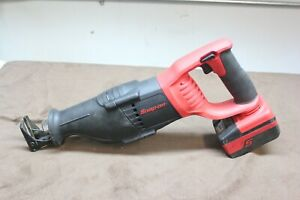 Snap On Tools 18v Lithium Cordless Monster Reciprocating Saw Ctrs8850