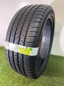 245 45 19 102v Used Tire Goodyear Eagle Ls2 Run Flat 86 8 6 32nds Y785