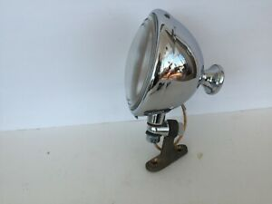 Nos Working Packard Cowl Light S M Lamp Co No 78 Cadillac Lincoln