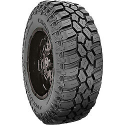 4 New Lt275 70r18 10 Cooper Evolution M t 10 Ply Tire 2757018