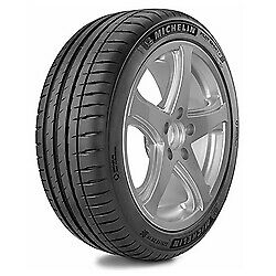 1 New 315 35zr20xl Michelin Pilot Sport 4 Tire 3153520