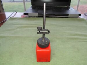 Ullman Magnetic Base For Dial Indicator Made In Usa Pn Db90