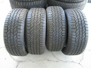 275 55r20 Hankook Dynapro At2 Tires New Take Offs