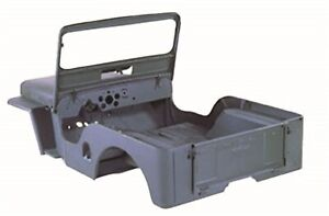 Body Tub cj 3 Omix 12001 08 Fits 1953 Jeep Willys