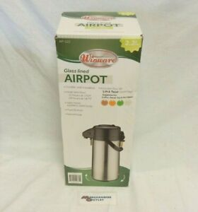 Winware Glass lined Airpot 2 2l Ap 522