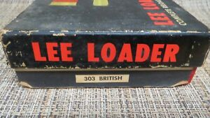 Vintage Lee Loader Reloading Kit for 303 British $75.00