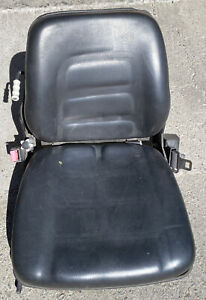 Clark Fork Lift Seat Belts From Tmg 20 Little Bent Small Hole In Upholstery
