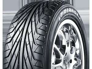 4 New 255 30r22 Triangle Tr968 Tires 255 30 22 2553022