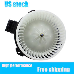 For Scion Xd Toyota Yaris New Heater A C Blower Motor W Fan Cage 87103 52140