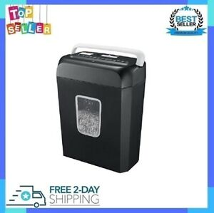 Paper Shredder Cardboard Cutter For Home Office Credit Card Durable Heavy Duty