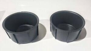 04 08 F150 Expedition Navigator Console Rear Cup Inserts 2l7x 78046b94 aaw