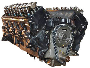 Ford Remanufactured Engine 302 5 0 V8 1981 1985