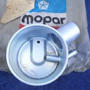 Nos Power Steering Pump Reservoir 1958 68 Chrysler Dodge Plymouth Mopar 2537569