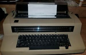 Ibm Selectric Ii And Iii Correcting Typewriters Serviced And Ready To Go