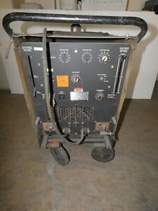 Hobart Tr 250 hf 250 Amp Arc Stick Tig Welder Power Source