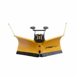 Meyer Products Llc 53600 8 6 Super v3 Snow Plow Bottom trip Blade New