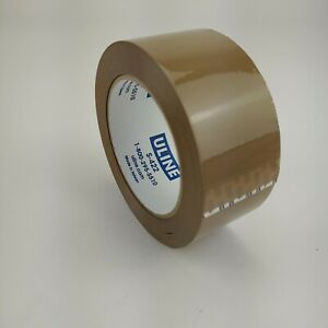 Uline s 422 Industrial Pack Ship Tape 2 X 110 Yds Tan 6 Pack free Shipping