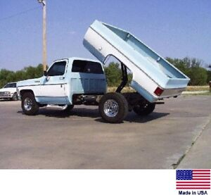 Pickup Bed Dump Kit 1987 Older Chevy gmc Pickups W 8 Ft Beds Power Power