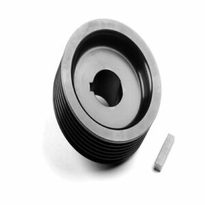Weiand 90534 Powercharger Pulley 6 Rib For 142 144 177 Blower New