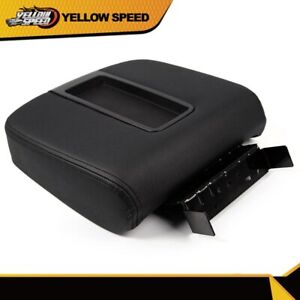 For 07 14 Chevy Silverado Gmc Sierra Front Center Console Lid Kit Armrest Cover