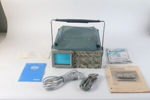 Tektronix 2230 100mhz Digital Storage Oscilloscope With Books And Accessories